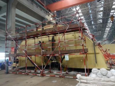 國家電投集團新鄉豫新發電有限責任日常維護、等級檢修保溫及腳手架工程