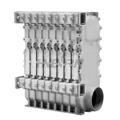 Heat exchanger L