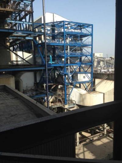 大唐三门峡发电有限责任公司3号机组脱硫设备、保温工程-汽机房
