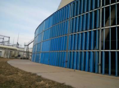 涼水塔擋風板
