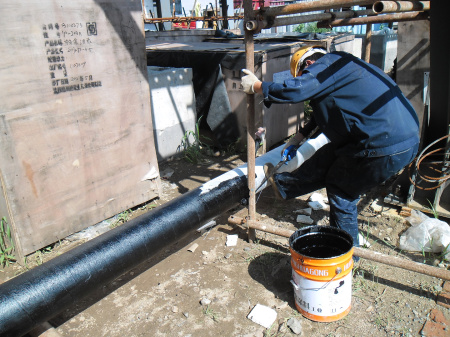中国石油化工股份公司设备管道检修
