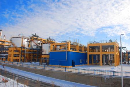 新疆慶華能源集團有限公司防腐工程