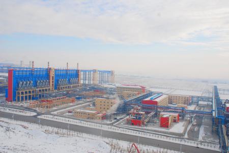 新疆庆华能源集团有限公司防腐工程