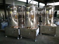 啤酒设备对材质的要求