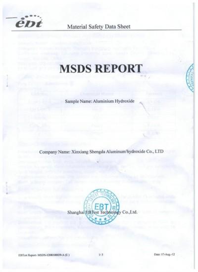 MSDS-2012
