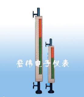 磁敏電子雙色水位計