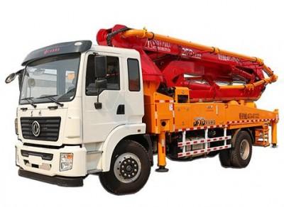 37米混凝土泵车