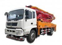 29米混凝土泵车