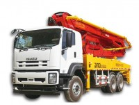 46米混凝土泵车
