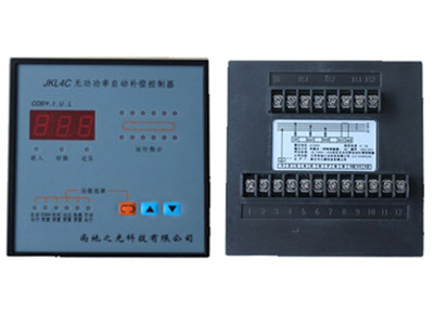 JKL4C无功功率自动补偿控制器