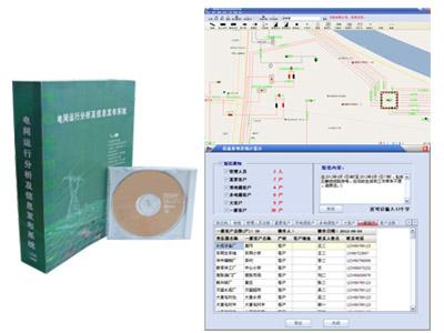 电网分析及信息发布系统