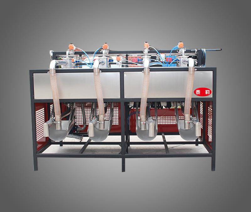高梯度全自動漿料永磁除鐵機