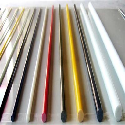 玻璃钢帐篷杆 专业生产玻璃钢大棚杆 玻璃钢大棚杆高强度