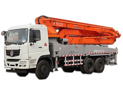42米混凝土泵车