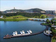 南京市鸭河口灌区