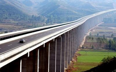 渑垣高速公路项目