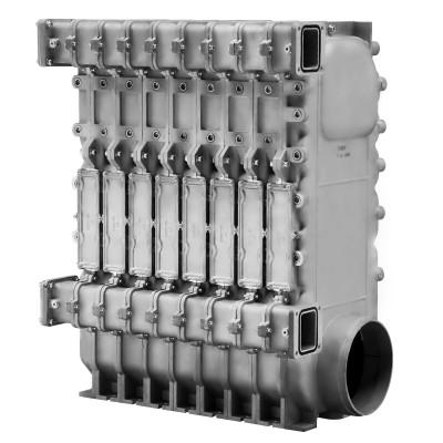 硅铝合金热交换器1