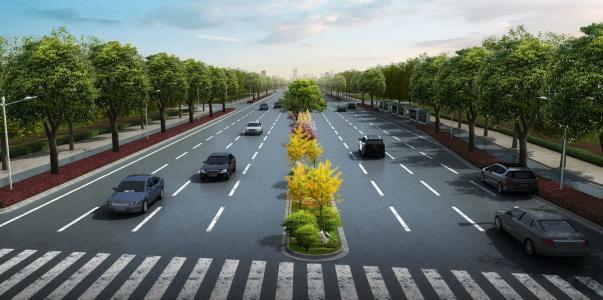 内黄县2017年市政道路建设及城区部分道路综合管网入地工程项目