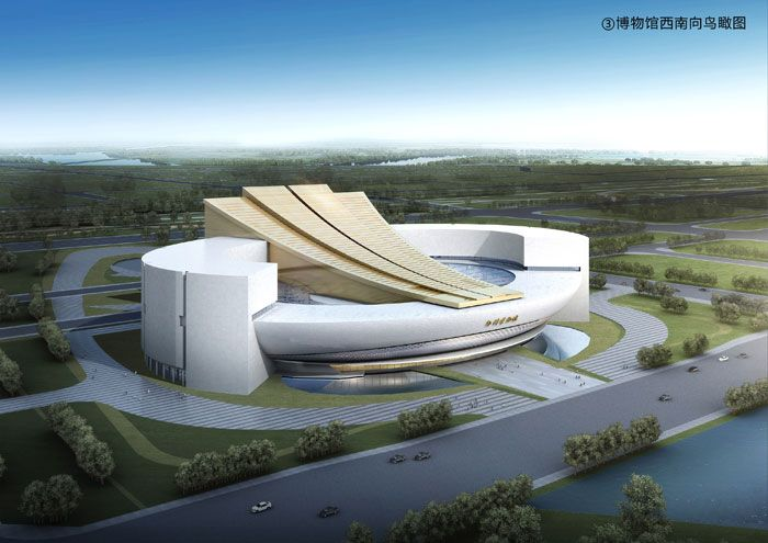 郑州博物馆项目
