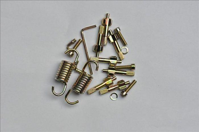 產品用途 使用HL-2電鍍的樣品