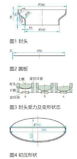 变径封头设计图