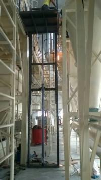 单轨式升降机