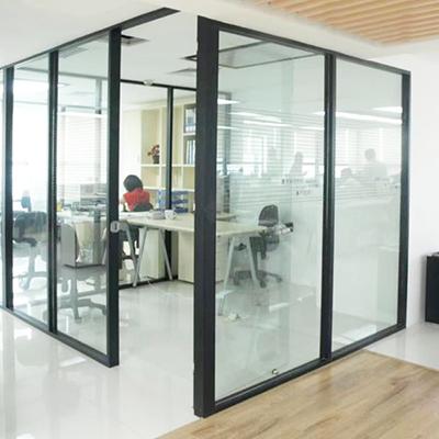量达玻璃办公隔断型材