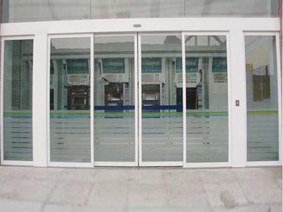 量達玻璃門安裝案例