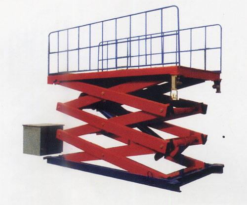 SJG系列固定式液压升降平台