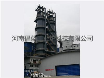 四川省日产500吨石灰炉基地