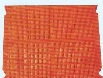 镶嵌式筛板