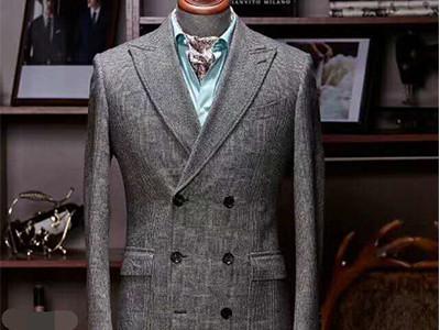 男款大衣订制