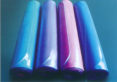 聚氯乙烯(CPE)彩色高分子防水卷材