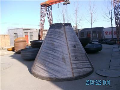 不锈钢锥形封头厂家