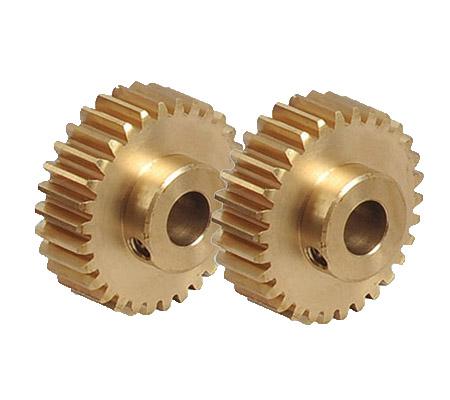 耐磨铜齿轮