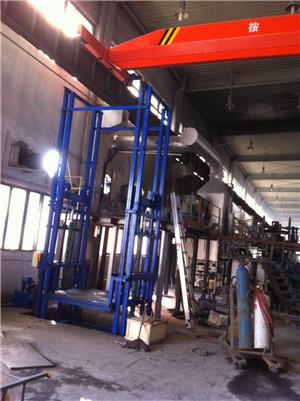 導軌式液壓升降貨梯