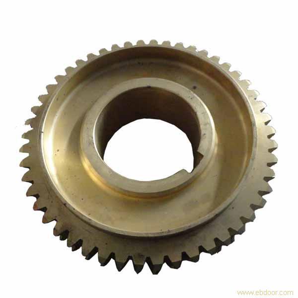 高强度铜涡轮