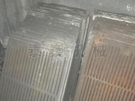 耐磨鑄鋼條縫篩板
