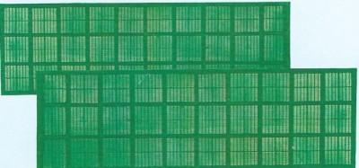 聚氨酯条缝筛板