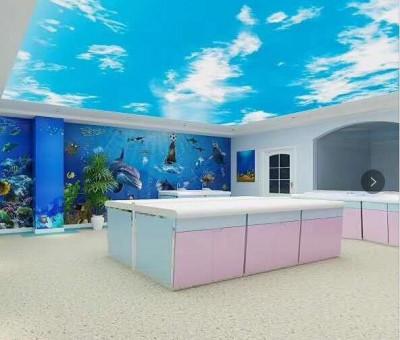 婴幼儿洗浴中心设备产品介绍