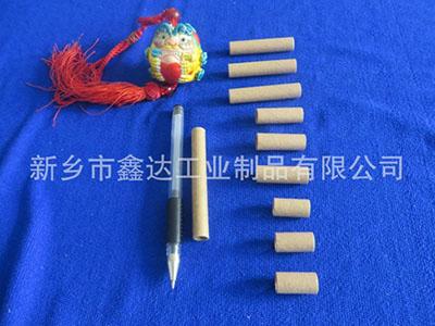 圆珠笔纸管