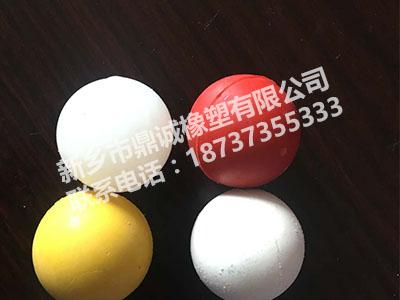 耐高温橡胶球