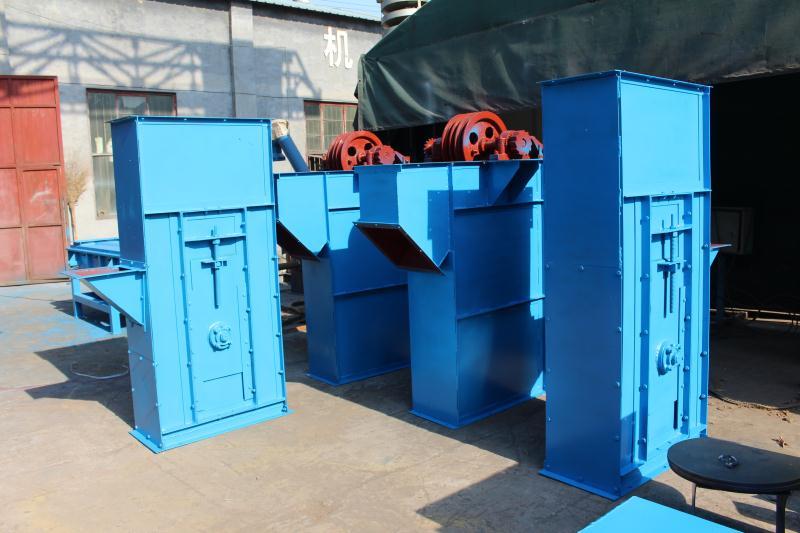 热卖钙粉斗式提升机 板链斗式提升机  环链斗提升机上料机 厂家直销