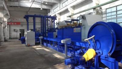 全自动标准件热处理生产线