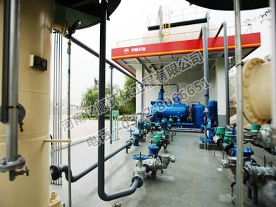 防爆低温冷凝油气回收装置