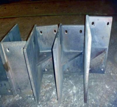 高温台车炉围板