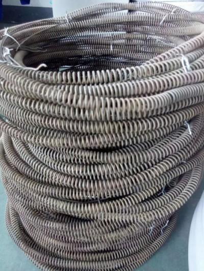 辐射管电阻带