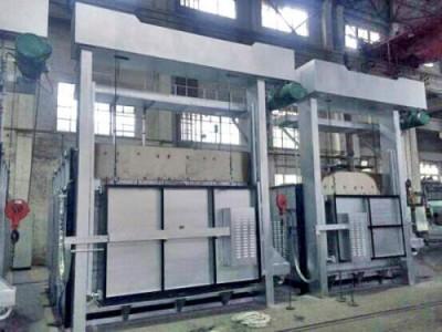 高溫箱式鍛造爐