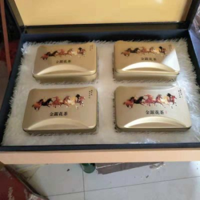 金銀花禮盒