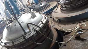 井式气体渗碳/氮炉